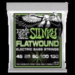 5 STRING Regular SLINKY FLATWOUND BASS 45-130